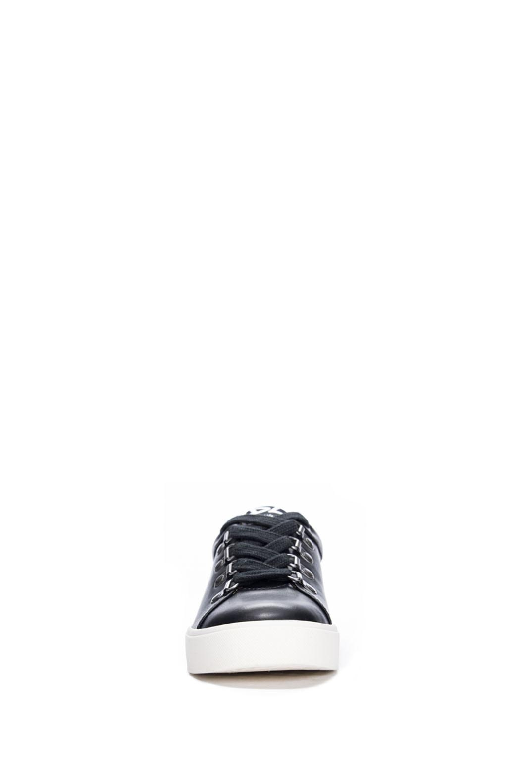 Dirty Laundry Elle Leather Sneaker - Side Cropped Image