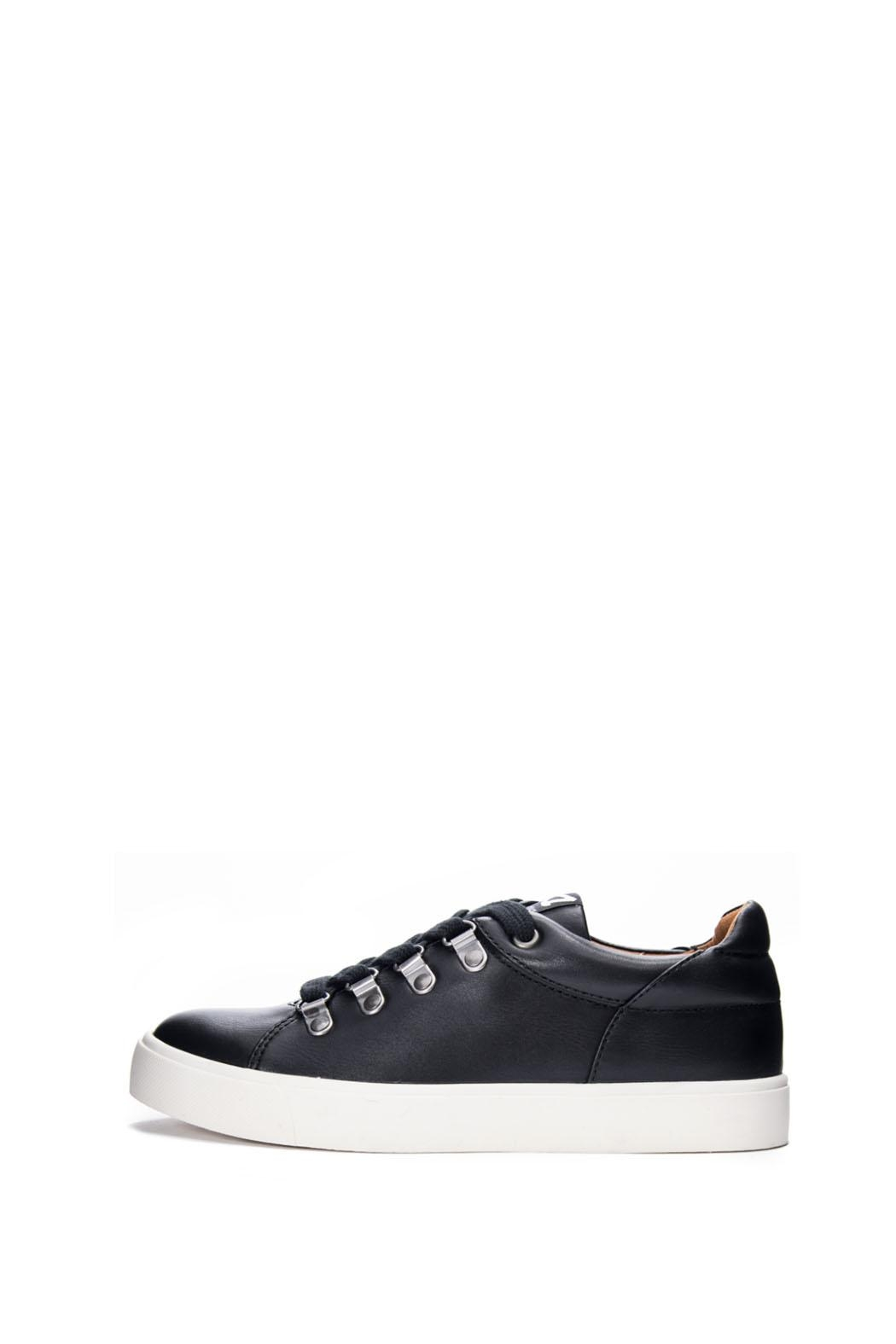 Dirty Laundry Elle Leather Sneaker - Main Image