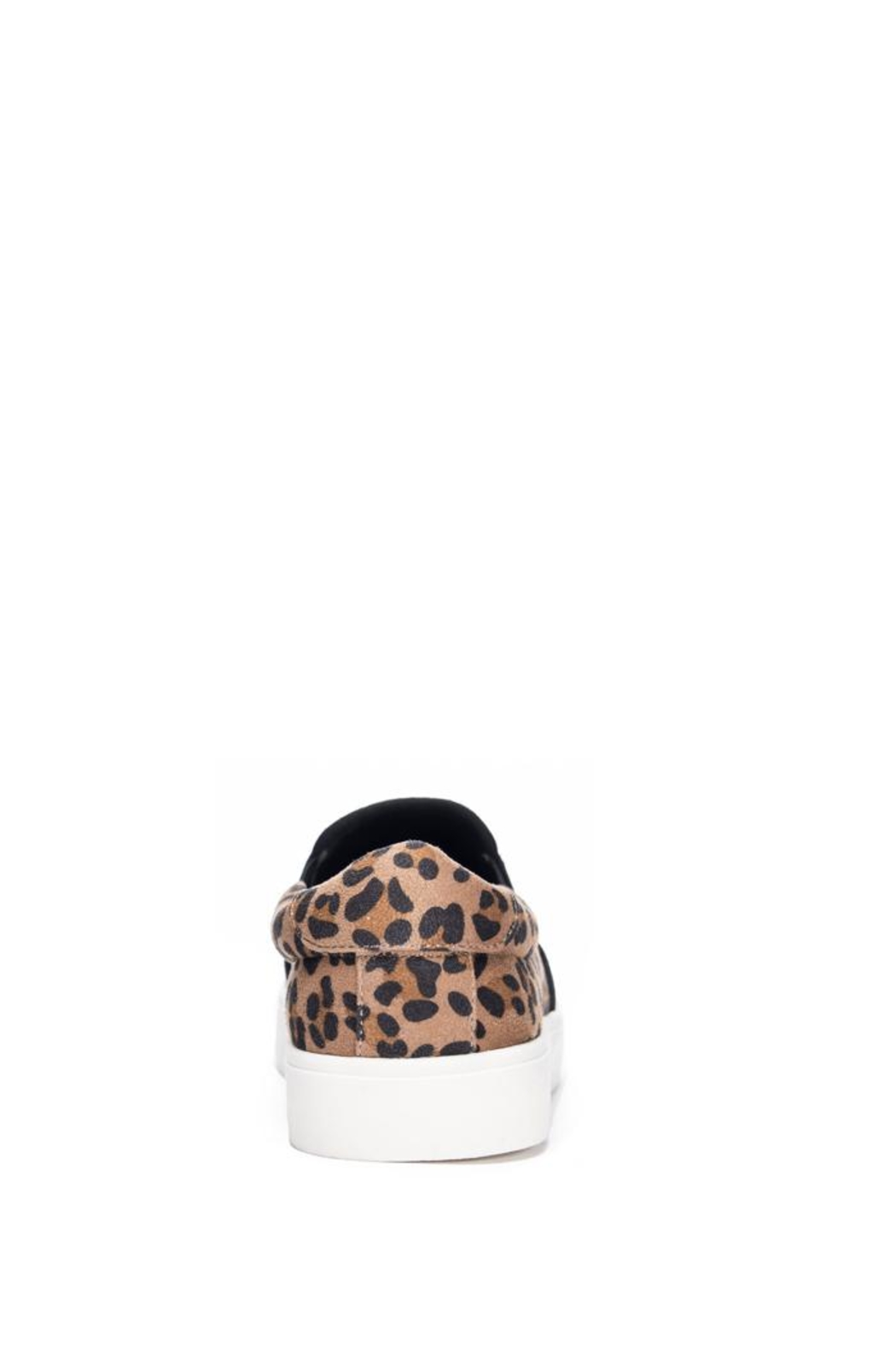 Dirty Laundry Emory Cheetah Slip-Ons - Side Cropped Image
