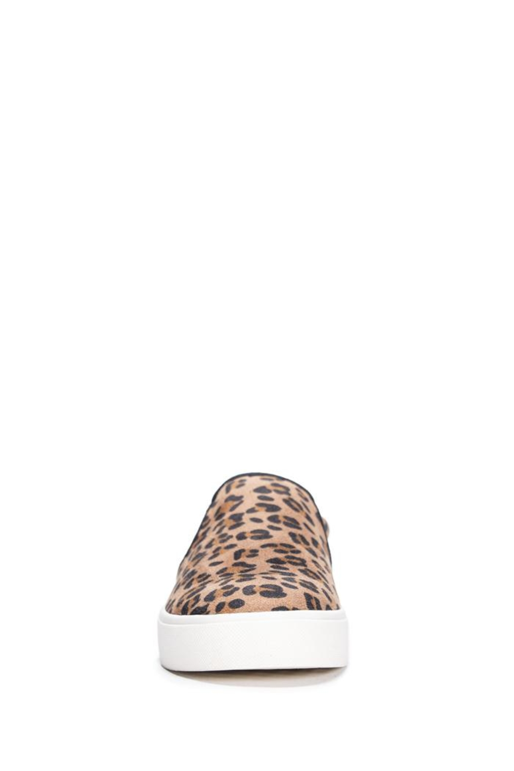 Dirty Laundry Emory Cheetah Slip-Ons - Front Full Image