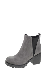 Dirty Laundry Lisbon Chunky-Heel Bootie - Front cropped