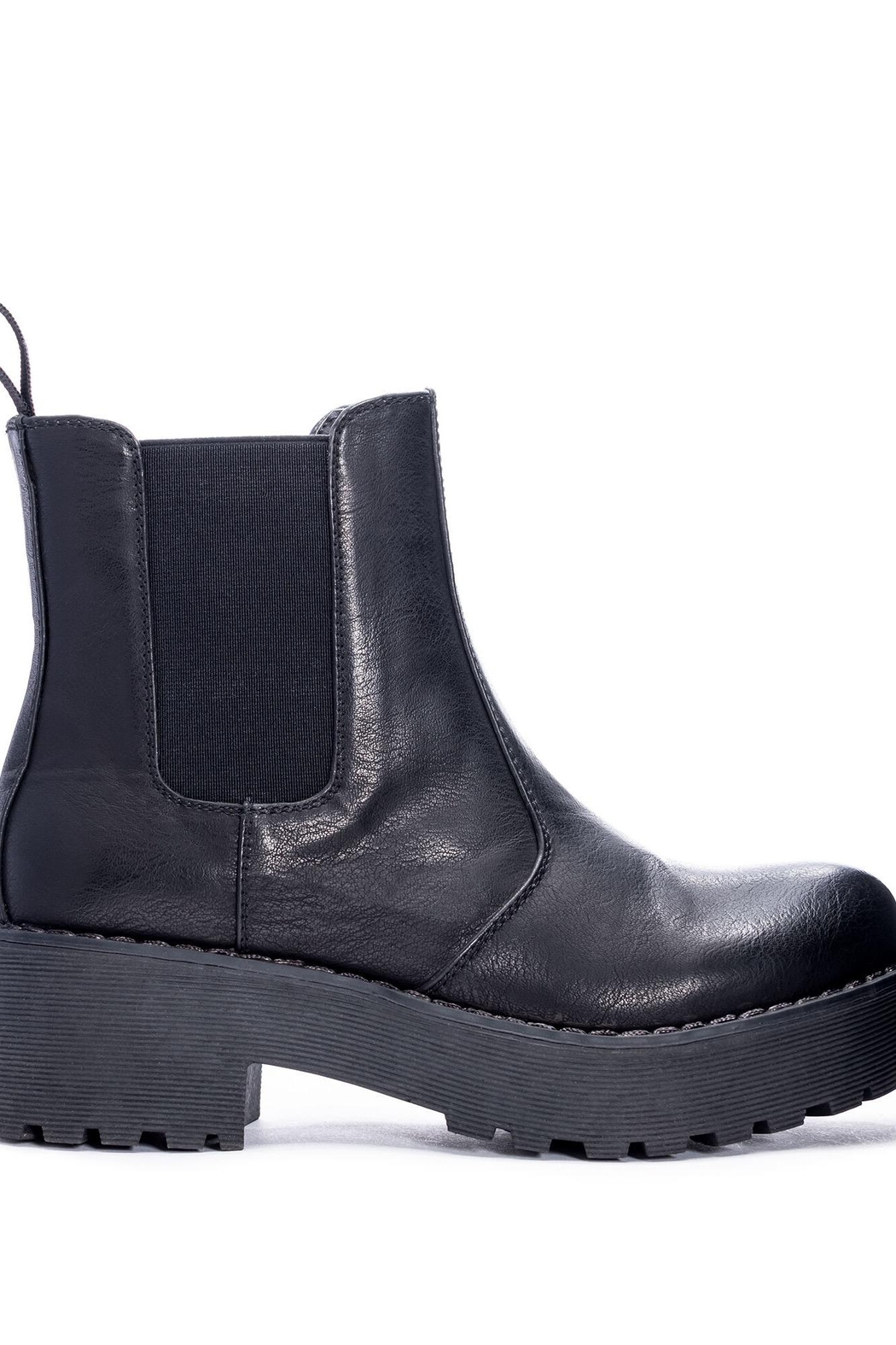 Dirty Laundry Margo Bootie - Side Cropped Image