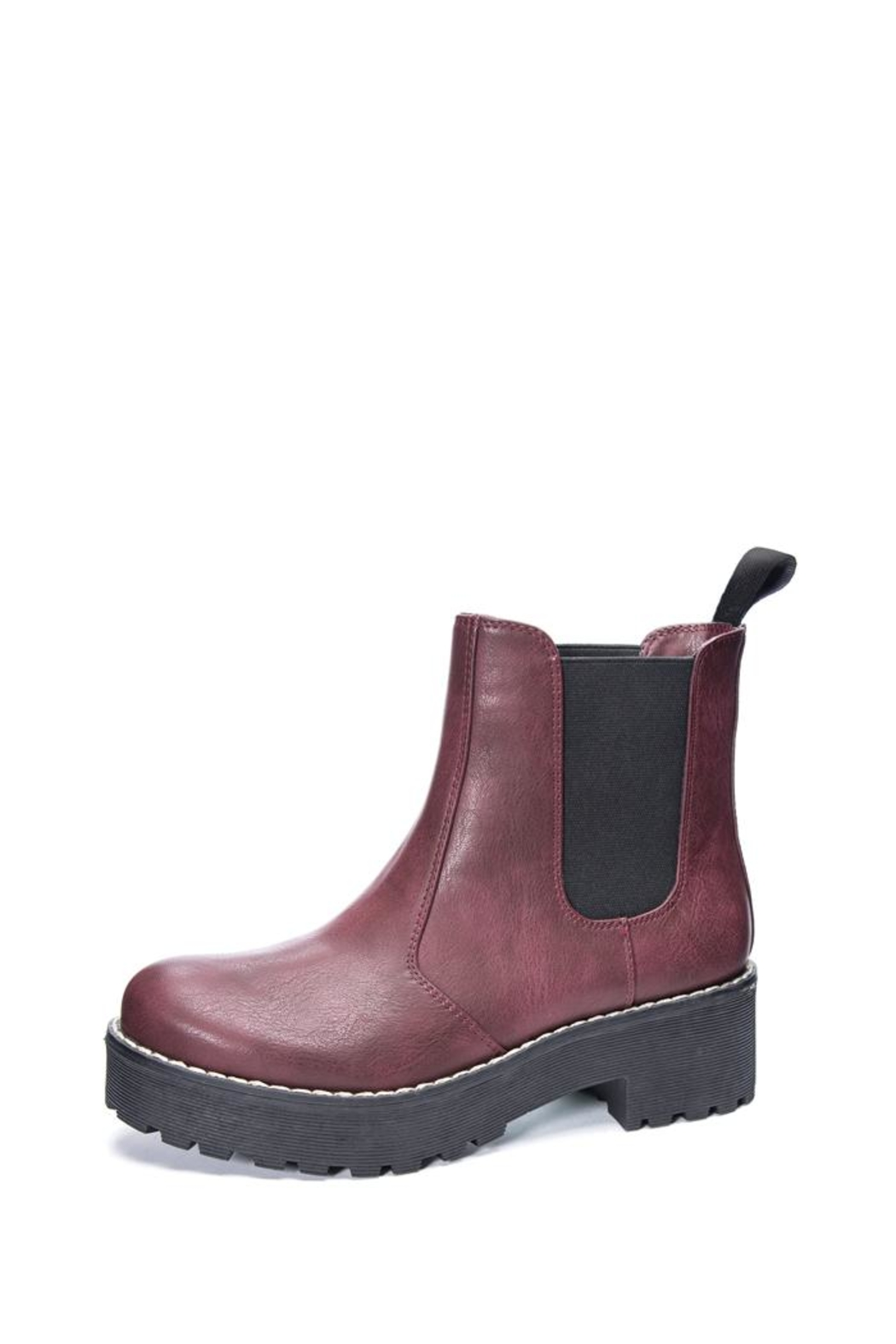 Dirty Laundry Margo Smooth Boot - Front Full Image
