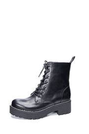 Dirty Laundry Mazzy Bootie - Front full body