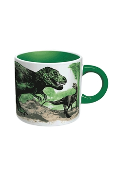 Shoptiques Product: Disappearing Dinosaur Mug