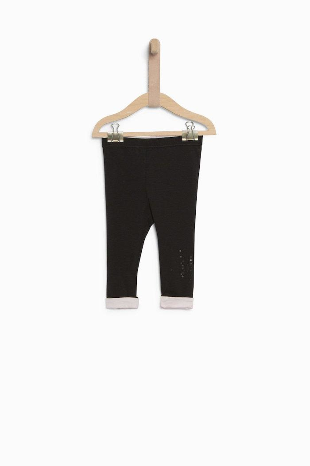 IKKS Disco Reversible Leggings - Front Cropped Image