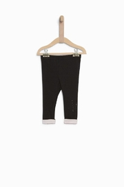IKKS Disco Reversible Leggings - Front cropped