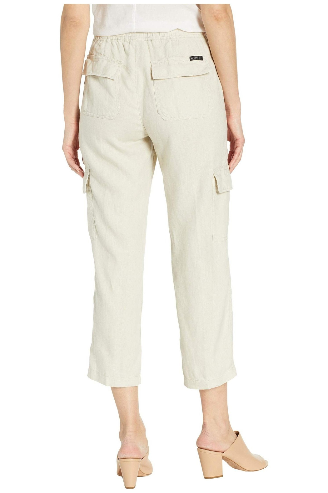 Sanctuary Discoverer Cargo Pant - Side Cropped Image