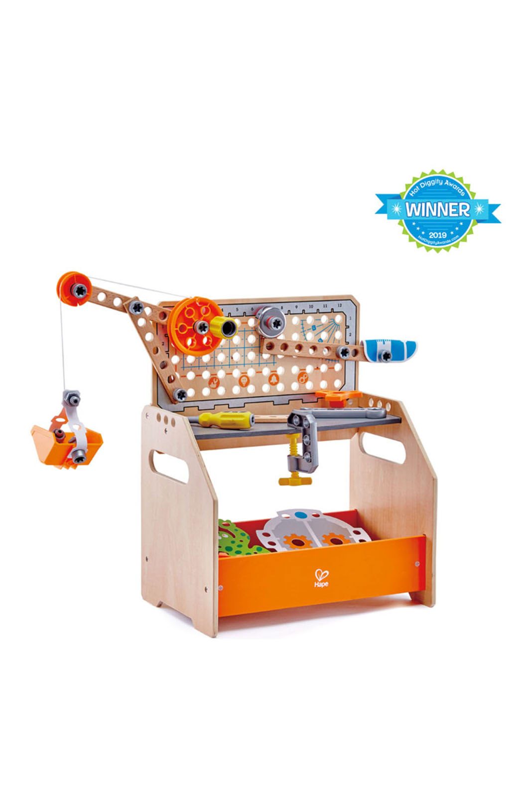 Hape Discovery Scientific Workbench - Main Image