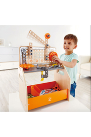 Hape Discovery Scientific Workbench - Front full body