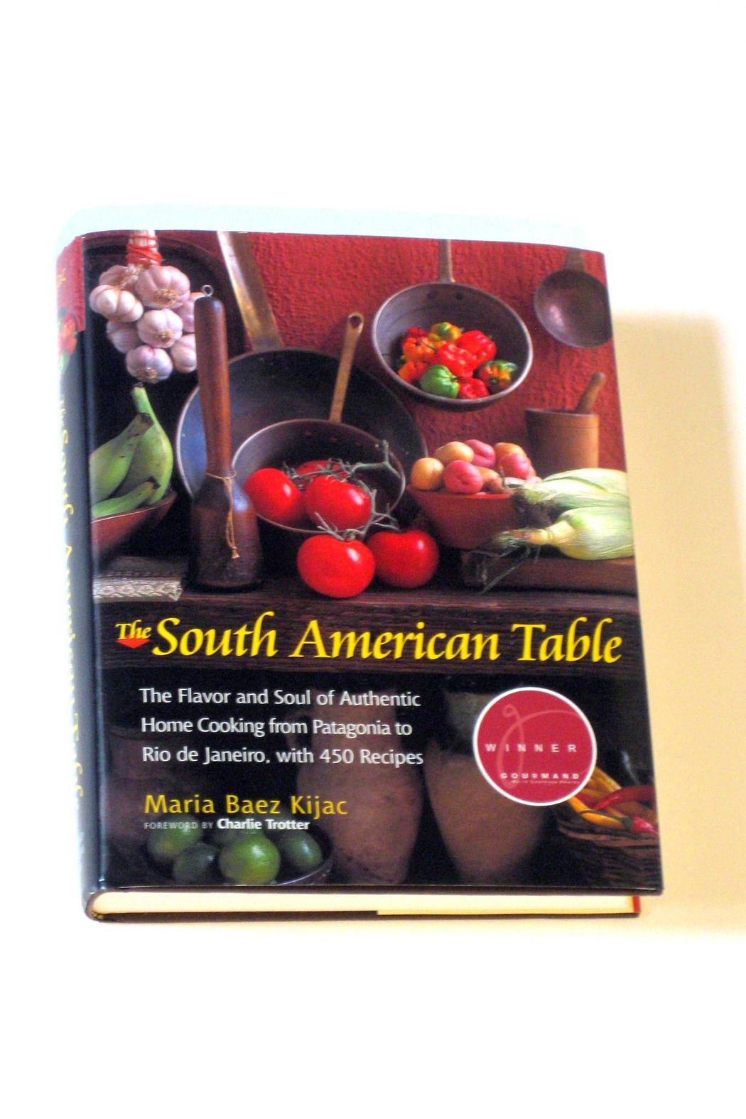 Diseño bos South American Table - Main Image