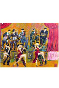 Diseño bos Tango Dance Painting - Alternate List Image
