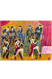 Diseño bos Tango Dance Painting - Product Mini Image