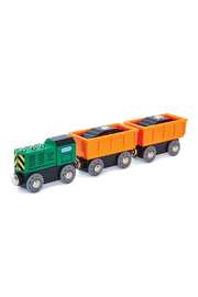 Hape Diesel Freight Train - Front cropped