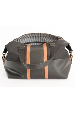 Shoptiques Product: Bicolor Weekender Bag