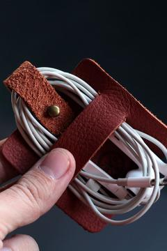 Shoptiques Product: Leather Cableholder
