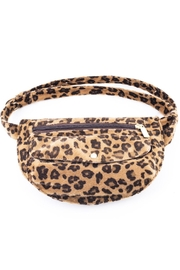 Disenia Leopard Fanny Pack Back - Front cropped