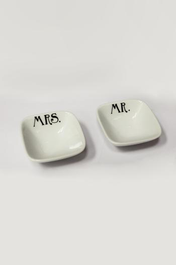 Shoptiques Product: Mr. & Mrs. Ringdish - main