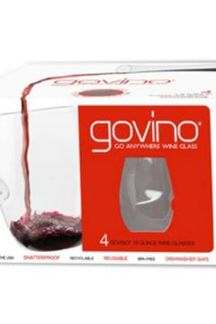 Dishwasher Safe Govino 4-Pack Unbreakable Glasses - Alternate List Image