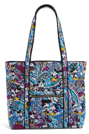 Vera Bradley Disney Mickey's Paisley Celebration Iconic Vera - Product Mini Image