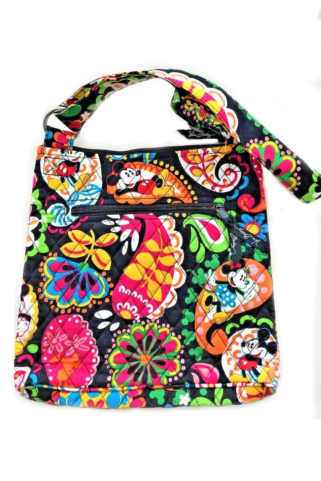Vera Bradley Disney Midnight With-Mickey-Hipster - Front Full Image