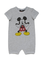 Rock Your Baby Disneyland Playsuit - Front cropped