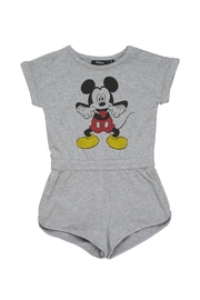 Rock Your Baby Disneyland Romper - Front cropped