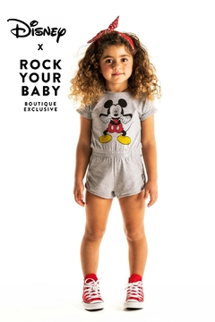Rock Your Baby Disneyland Romper - Alternate List Image