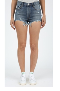 Articles of Society Distressed Denim Cutoffs - Alternate List Image