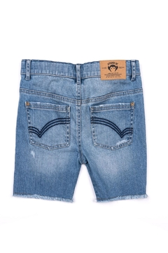 Appaman Distressed Denim Short - Alternate List Image