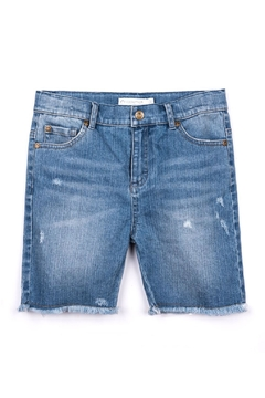 Appaman Distressed Denim Short - Product List Image