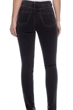 French Dressing Jeans Distressed embroidered Jean - Alternate List Image