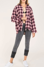 POL Distressed Flannel - Product Mini Image