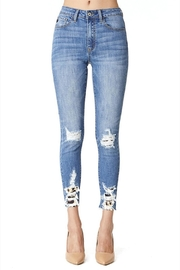 KanCan Distressed Jean - Product Mini Image