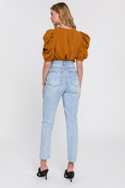 Endless Rose Distressed Mom Jean - Side cropped
