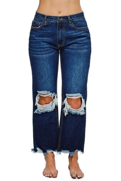 "Shoptiques Product: Distressed ""Rosco"" Jean"
