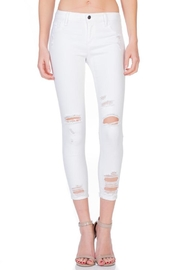 Cello Jeans Distressed Skinny Jean - Product Mini Image