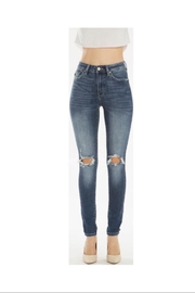 KanCan Distressed Skinny Jeans - Product Mini Image