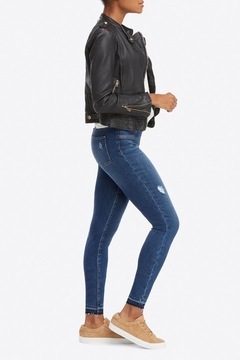 Spanx Distressed Skinny Jeans - Product List Image