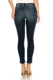 Flying Monkey Distressed Skinny Jeans - Side cropped