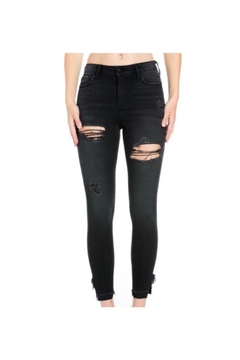 Cello Distressed Skinny Jeans - Product List Image