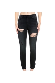 Cello Distressed Skinny Jeans - Product Mini Image