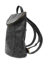 Joy Accessories Distressed Vegan Backpack - Other