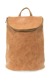 Joy Accessories Distressed Vegan Backpack - Product Mini Image