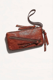 Free People Distressed Wallet - Front full body