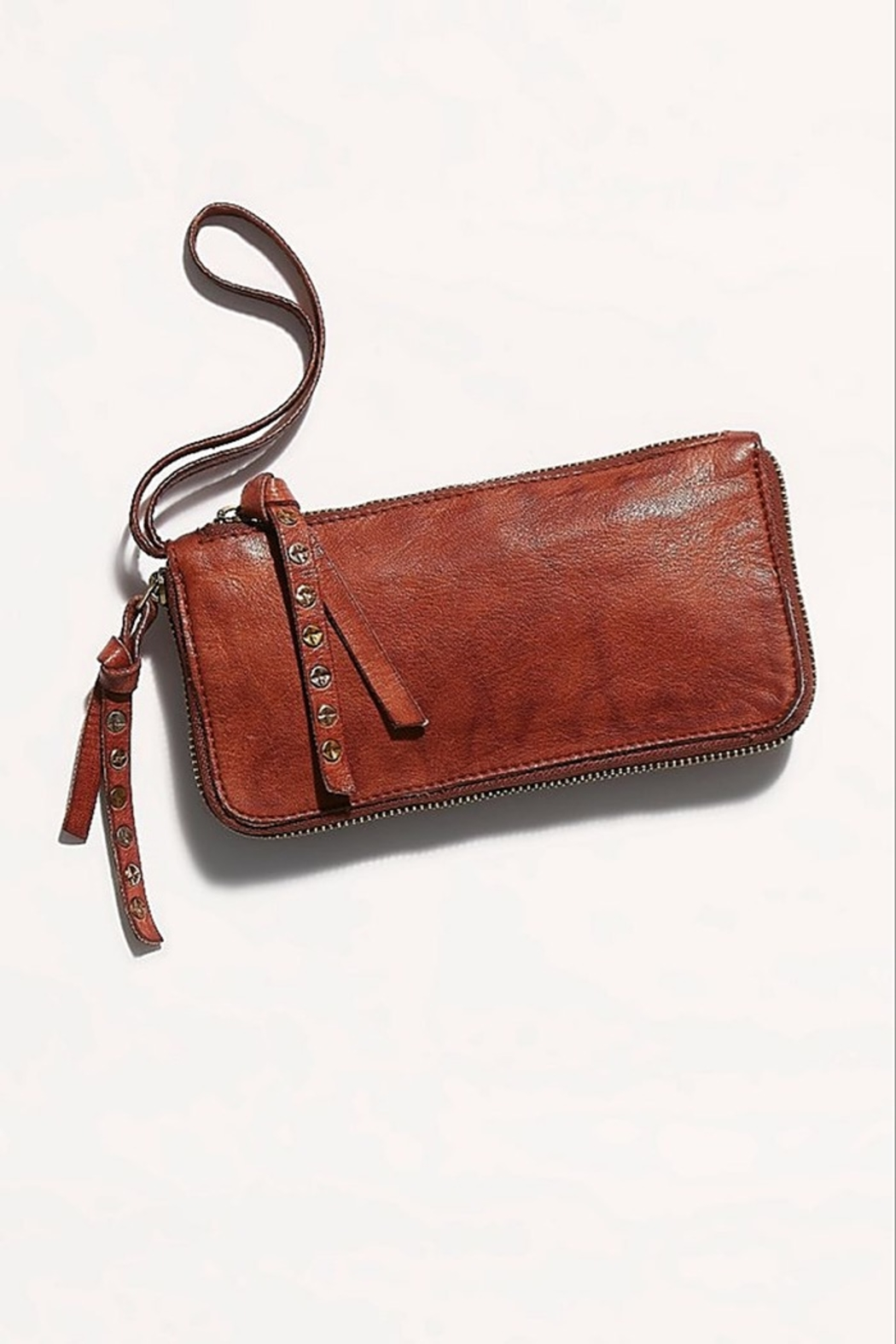 Free People Distressed Wallet - Main Image