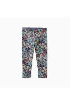 Shoptiques Product: Ditsy Floral Baby Leggings