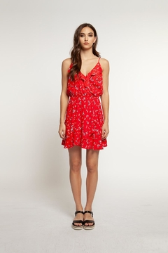 Dex Ditsy Floral Dress - Product List Image