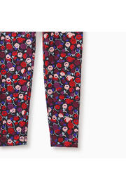 Tea Collection Ditsy Floral Legging - Side cropped