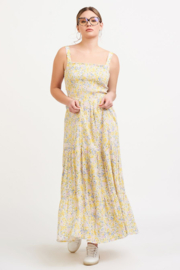 Dex Ditsy Floral Maxi Dress - Product Mini Image